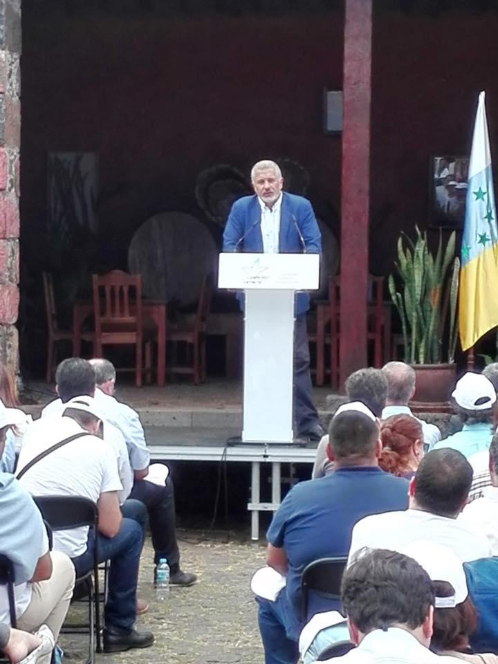 Presidente Insular del partido nacionalista canario