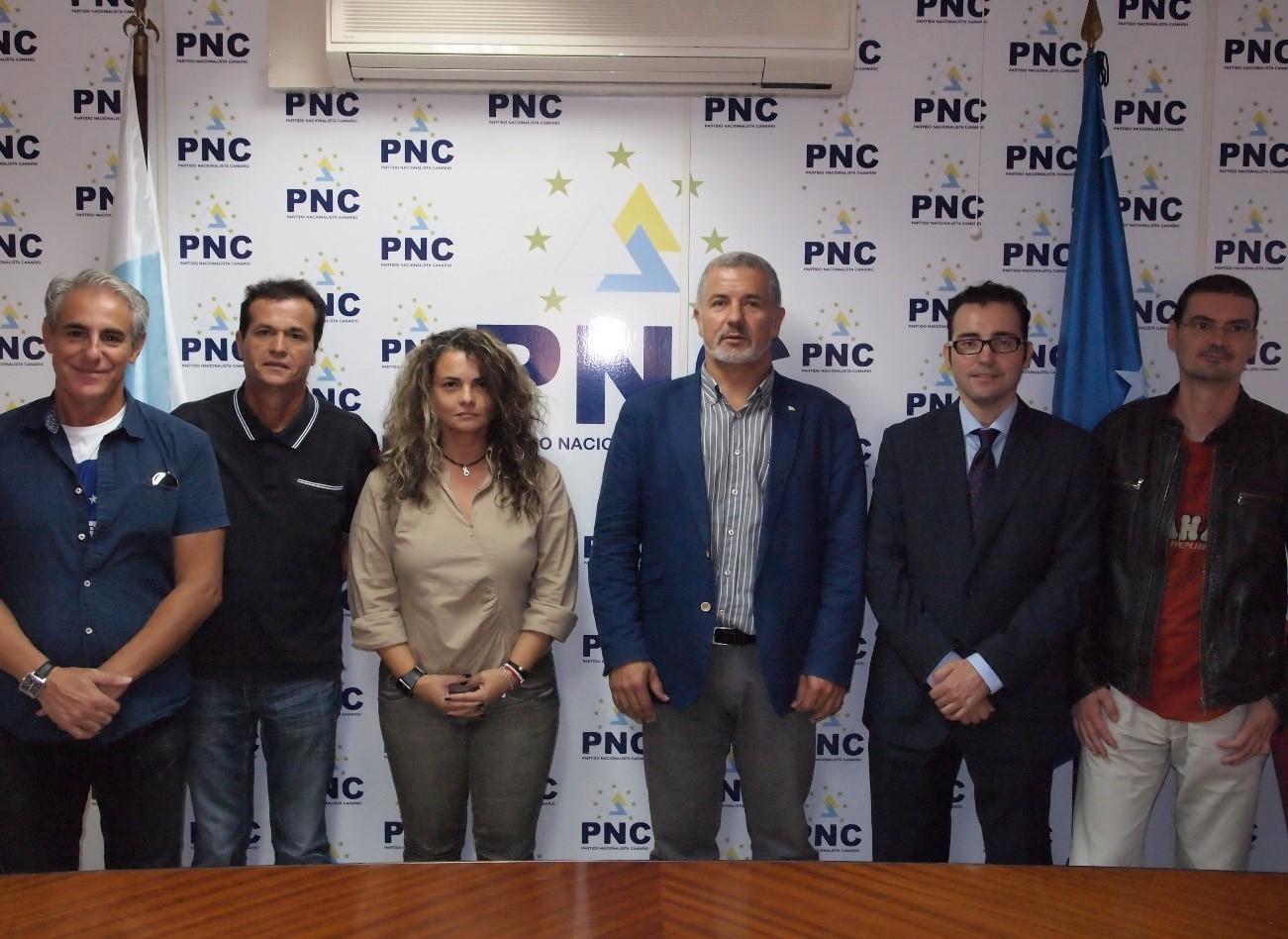 Ejecutiva insular Tenerife PNC