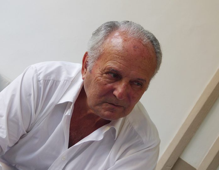 Juan Manuel García Ramos. Presidente Nacional del PNC